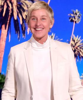 """""""I Am A Work In Process"""": Ellen DeGeneres Makes On-Air Apology For """"Toxic Work Environment"""""""