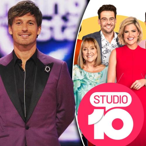 Tristan MacManus Revealed As Sarah Harris' New Co-Host On 'Studio 10'