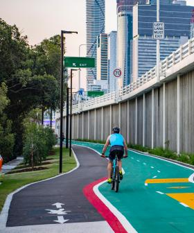 """""""The Biggest Change to Brisbane CBD Streets in 30 Years"""": CityLink Cycleway"""