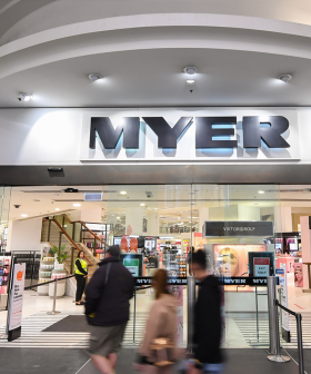 Myer Have Launched Their New Christmas Adverts And Aussies Have Been Left Really Confused