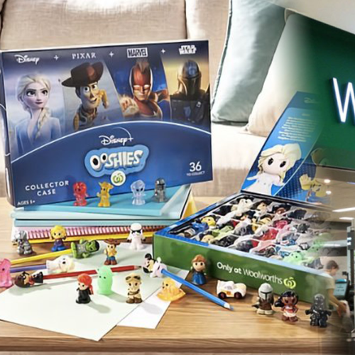 Woolworths Have Announced A New Scheme To Help Out All Those Aussie Ooshie Collectors!