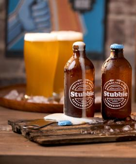 "New Australian ""Stubbie"" Beer Is The Perfect Retro Thirst Quencher's Summer Dream!"