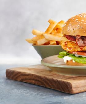 Nando's Has Just Dropped Its New 'Truffle & Bacon Classic Burger' And It's A Cluckin' Miracle!