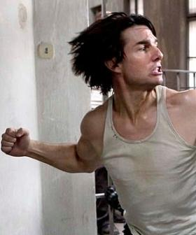 Tom Cruise Loses His Cool (Again) & Verbally Thrashes Staff On Set