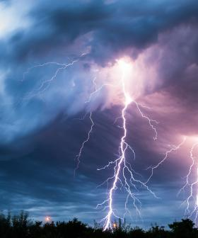 Brisbane Warned To Brace For Wild Weather As Supercell Storms Sweep Through South East Queensland