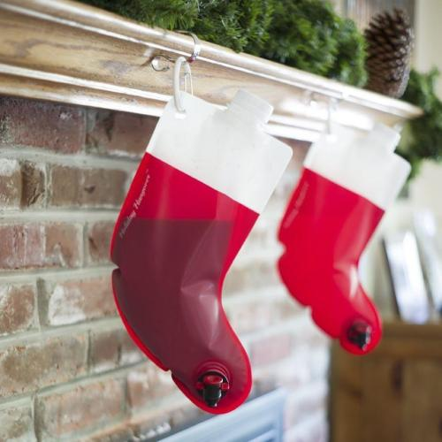 Everyone's Fave Boozey Wine Stockings Are Back In Time To Ignite The Festive Spirit You've Been Lacking!
