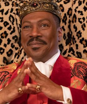 King Akeem Is Back! Here's Your First Look At Coming To America 2