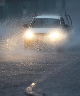 More Wild Weather Set To Hit QLD Over Coming Days