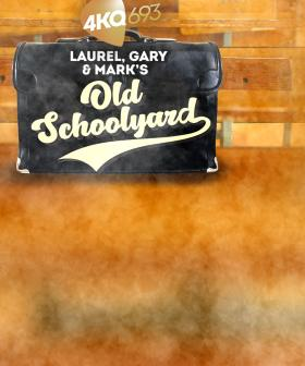 Laurel, Gary and Mark's Old School Yard