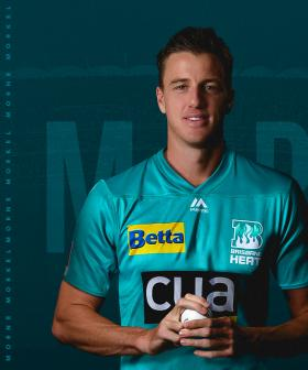 Morne Morkel From The Brisbane Heat Gives 4KQ The Latest On Tonight's Eliminator With Special Guest Chris Lynn