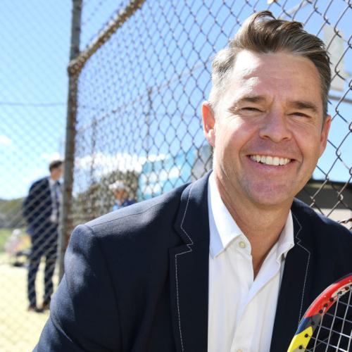 Todd Woodbridge Reveals The Latest on the Australian Open