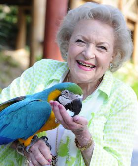 Betty White Reveals Plans For Her 99th Birthday Next Week