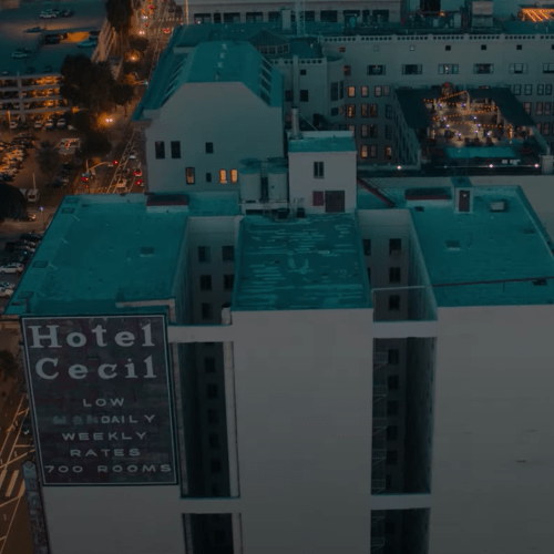 Netflix's Newest True Crime Documentary Series Is Based On Hotel Cecil