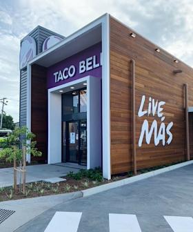 Time For A Fiesta! Latest Brisbane Taco Bell Restaurant to Open in Morayfield This Week!