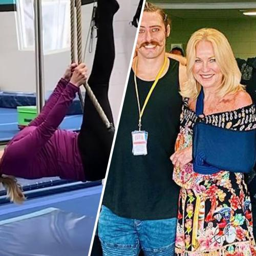 Kerri-Anne Kennerley To Undergo Surgery After Falling From Trapeze