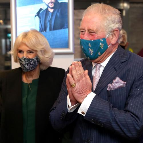 Prince Charles And Camilla Get COVID-19 Jabs