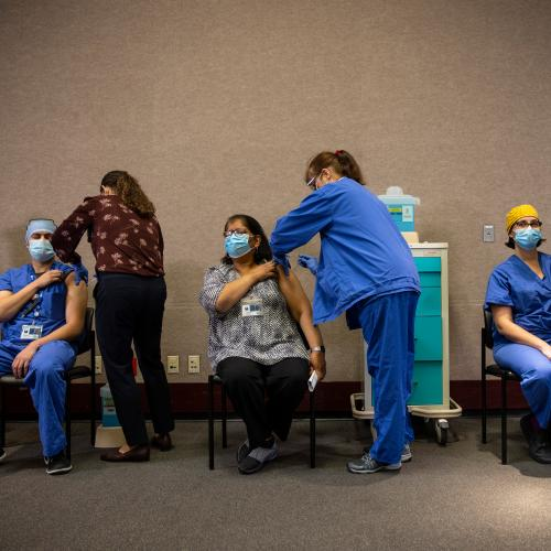 Should Employers Be Allowed To Force Their Employees To Get Vaccinated?