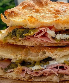 Here's Where To Get A PIZZA SANDWICH In Brisbane!