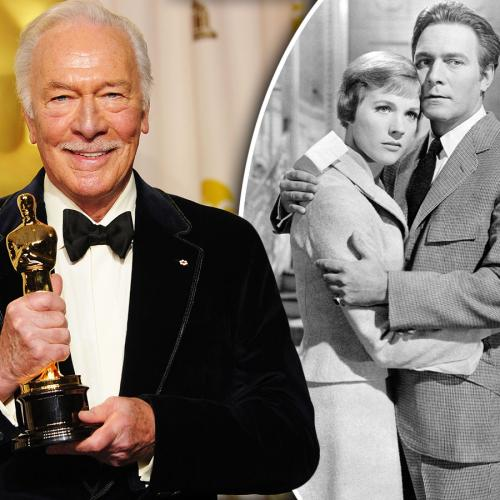 Sound Of Music's Christopher Plummer Dies At 91
