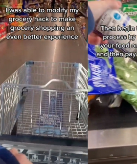 """Hate Packing Groceries? This """"Game-Changing"""" Hack Has Gone Viral"""
