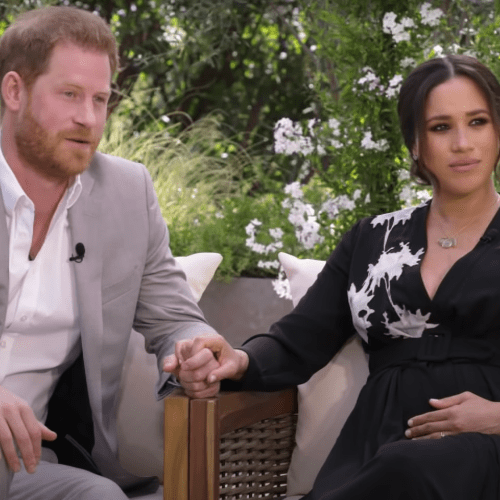 Where To Watch Meghan & Harry's Tell All Interview With Oprah TONIGHT!