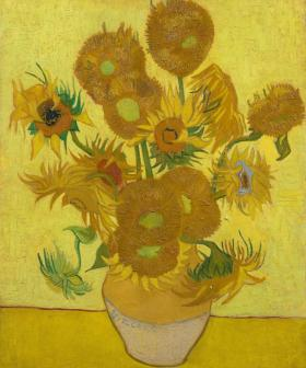 You Can Now See Vincent Van Gogh's Most Famous Painting Without Leaving Australia!
