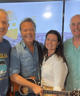 Troy Cassar-Daley Opens Up About His Struggles During COVID Lockdowns