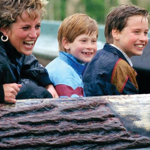 """Granny Diana"": Princess Diana's Grandchildren Pay Tribute To Her On Mother's Day"