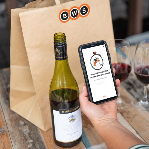 BWS Implements 1-Hour-Delivery Guarantee Or They'll Shout Your Next Delivery Fee!