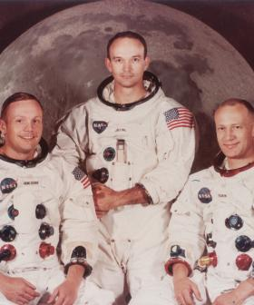 Apollo 11 Pilot Michael Collins Dies At 90