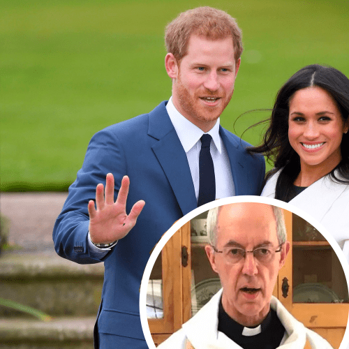 """It Was Not True"" - Archbishop Of Canterbury Exposes Meghan And Harry"