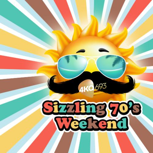 Sizzling 70'S Weekend! 17- 18 April 2021!