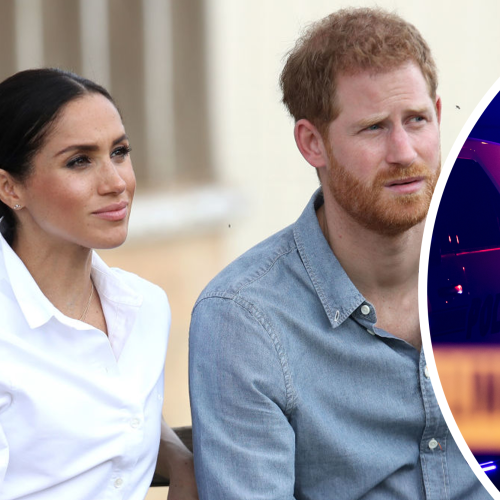 Meghan Markle & Prince Harry Have Police Called To Their LA Mansion 9 Times