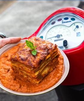 Grab Your Keys, A Drive-Thru Lasagne Restaurant Just Opened In Brisbane!