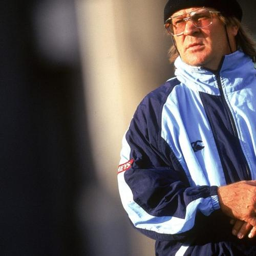 """""""He Never Gave Up"""" - Remembering NRL's Tommy Raudonikis"""