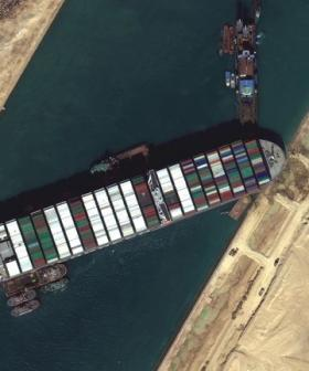 Egypt Has Seized The Boat That Blocked The Suez Canal Until Owners Pay $US900 Million