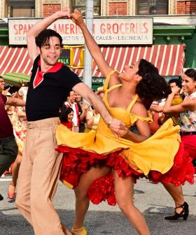 Here's Your FIRST LOOK At Steven Spielberg's 'West Side Story' Remake