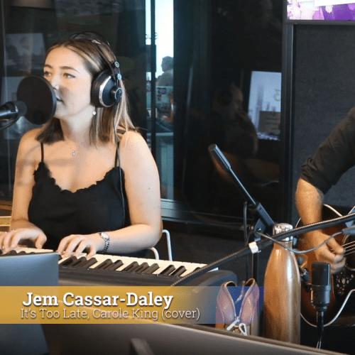 Jem & Troy Cassar-Daley Sing LIVE in Studio!