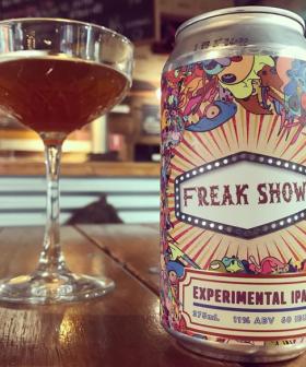 This Beer Tastes Like A Banana Split, Spiced Rum and Fairy Floss