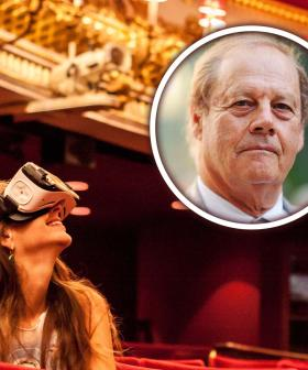 Oscar Nominee Bruce Beresford Explains How VR Is The New Way To See The Opera!