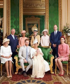 Royal Family Puts Feud Aside To Celebrate Archie's Birthday