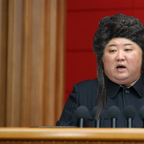 Kim Jon-Un Bans Mullets & Honestly...Fair Enough Mate