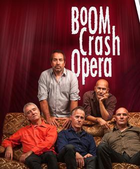 Peter Farnan FINALLY Settles The Debate On How To Pronounce 'Boom Crash Opera'