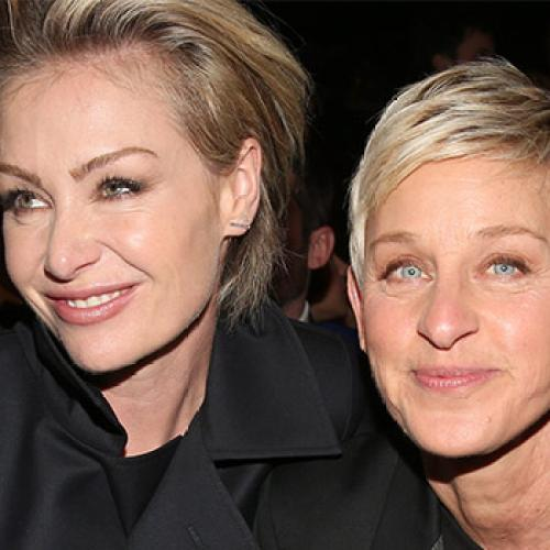 Apparently Ellen & Portia Are Planning To Move To Australia