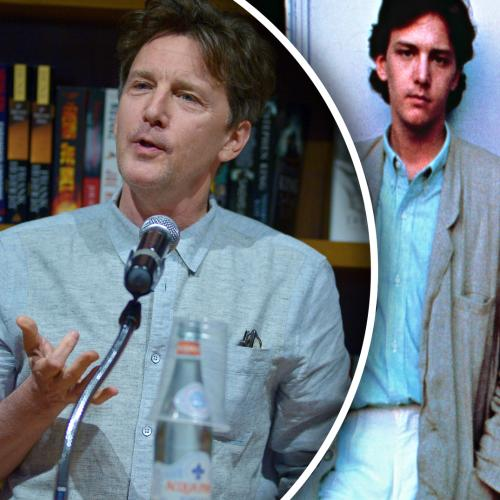 Andrew McCarthy Reveals How He Almost Quit 'Pretty in Pink' Due To The 'Terrible Ending'
