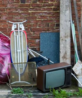 Good News If You're Decluttering! Kerbside Collection Is Coming Back