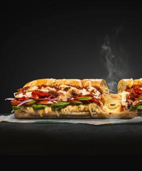Subway's Brought Back Their Indulgent Cheesy Garlic Bread