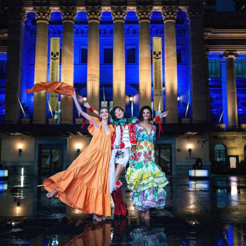 2021 Brisbane Fashion Festival