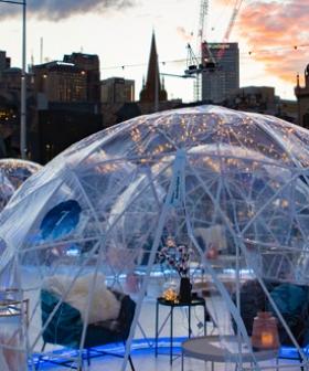 A Pop-Up Winter Wonderland Has Arrived In Brisbane!