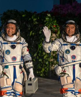 We Found Out What China's Astronauts Are Doing In Space!